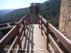 Torre de Vallferosa - Torà - Escales d'accés a la torre.