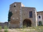 Torre del Mas Vilanera-L'Escala