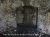 Torre del Pla de les Forques–Santa Pau - Interior
