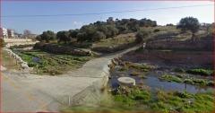 El Vendrell - Torre del Puig - Camí d'accés: passera / Captura de pantalla de Google Maps.
