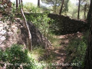 Torre del telègraf de Can Dolcet - Fossat