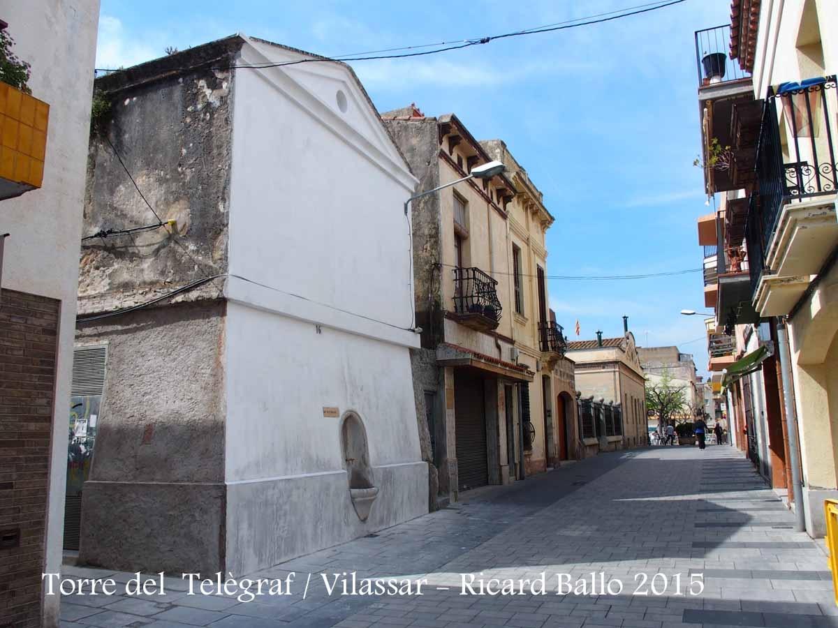 Torre del Telègraf – Vilassar de Mar