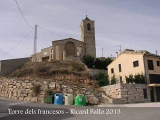 Rubinat - Església parroquial de Santa Maria de Rubinat.