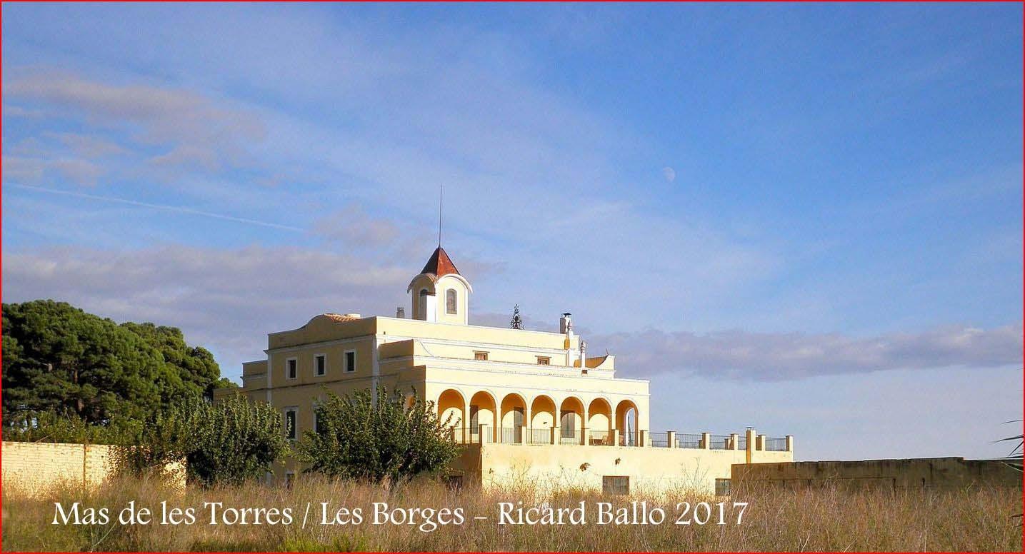 Mas de les Torres / Les Borges del Camp