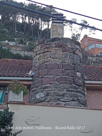 Torre dels moros o Molinets de la Llibra – Vallirana