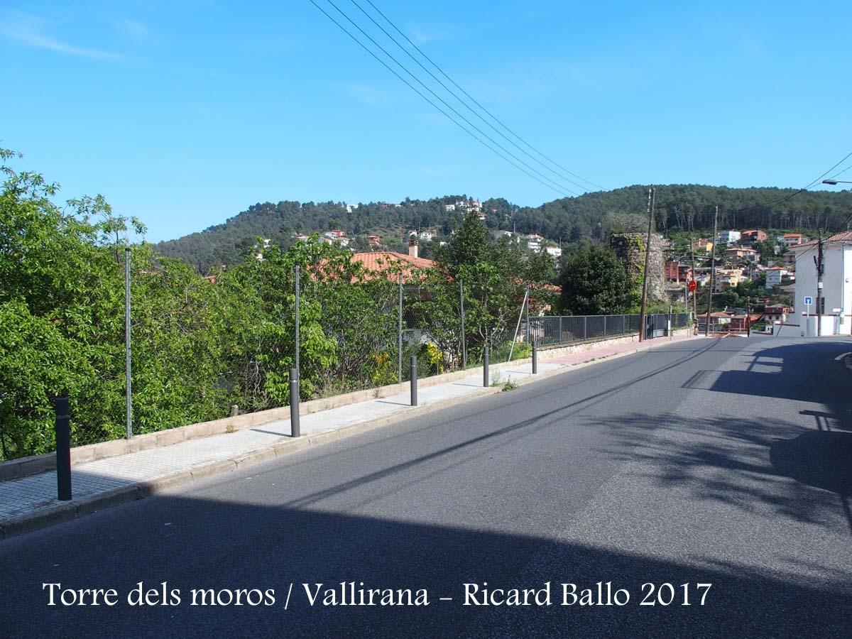Torre dels moros – Vallirana
