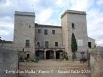 Torre d'en Malla/Parets del Vallès