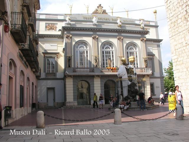 Figueres -Museu Dalí