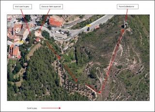 torre-de-la-bestorre-google-maps-aparcament-i-inici-cami-a-peu