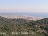 Vistes des de la Torre Montagut - Santa Susanna.