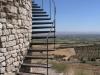 Torre Pilar d'Almenara - Escala exterior d'accés.