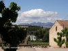 Vistes des de Torre-ramona - Montserrat al fons.