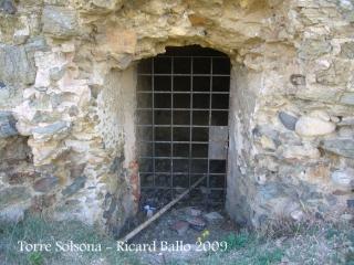 Torre Solsona - La Seu d'Urgell