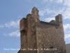 Muralles de Vila-seca / Torre Tuies del cafè.