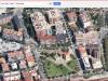Torre Vella de Salou - Vista aèria - Captura de pantalla de Google Maps.