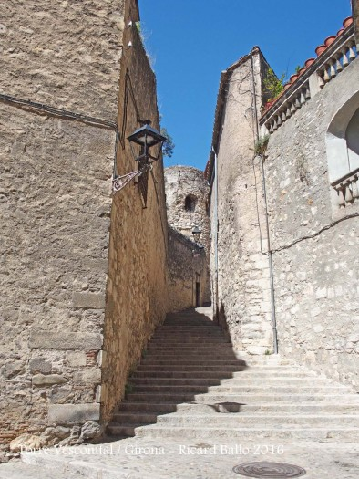 Torre Vescomtal – Girona