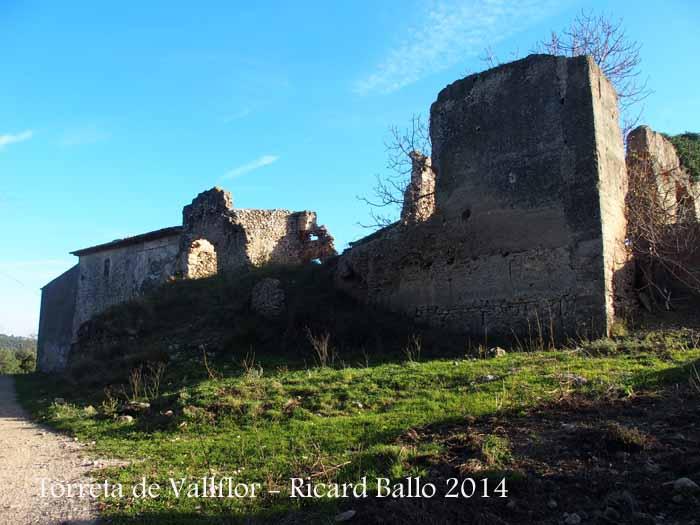Torreta de Vallflor – El Montmell