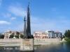 Tortosa - Monument commemoratiu de la Batalla de l'Ebre