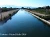 Tortosa - Un dels canals de l'Ebre