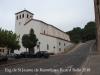 Església de Sant Jaume de Remolins  / Tortosa - Té el seu origen al segle XII i durant molts segles va ser el temple parroquial més important de la ciutat. A l'època moderna va patir constants reformes i adobs vinculats als desperfectes que hi causaven les avingudes de l'Ebre, que també afectaven la muralla d'aquell sector de la ciutat.  Va ser enderrocada després de la Guerra Civil de 1936-39 i construïda de nou a la plaça de la Immaculada de Remolins.