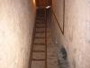 Torre de Vallferosa - Torà - Interior - Escales d'accés a la part superior de la torre.