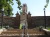 Turó de la Seu Vella - Lleida - Porta del lleó
