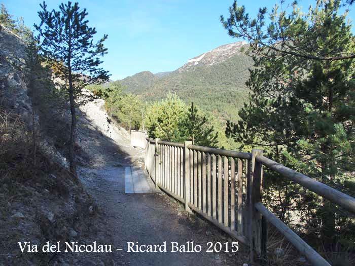Via del Nicolau – Bagà