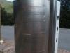 Via romana – La Vall de Bianya. Si adossem els ulls a cadascun dels forats que veiem en aquest cilindres, veurem imatges com les que apareixen a les dues següents fotos d'aquesta galeria .