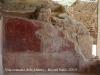 Vila romana dels Munts – Altafulla  - Detall pintures