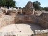 Vila romana dels Munts – Altafulla - Zona de banys