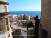 Vistes des de La Torre del Pretori, també coneguda com el Castell del Rei (Tarragona)