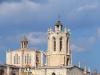 Vistes des de La Torre del Pretori, també coneguda com el Castell del Rei (Tarragona) - Catedral de Tarragona
